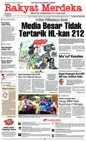 Rakyat Merdeka Cover 04 December 2018
