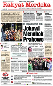 Cover Rakyat Merdeka 05 Desember 2018
