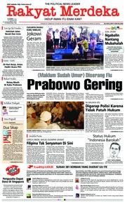 Rakyat Merdeka Cover 31 January 2019