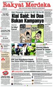Rakyat Merdeka Cover 01 February 2019