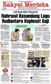 Rakyat Merdeka Cover 02 February 2019
