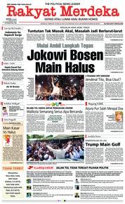 Rakyat Merdeka Cover 04 February 2019