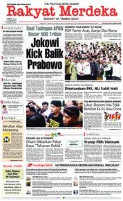 Rakyat Merdeka Cover 08 February 2019