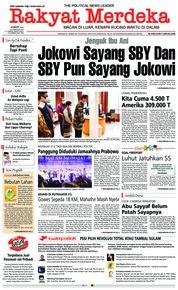 Cover Rakyat Merdeka 22 Februari 2019