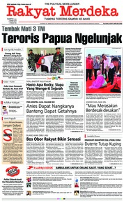 Cover Rakyat Merdeka 09 Maret 2019