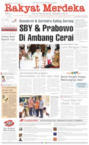 Rakyat Merdeka Cover 11 May 2019
