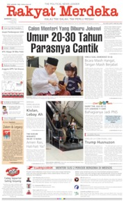 Rakyat Merdeka Cover 12 May 2019