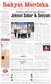 Rakyat Merdeka Cover 14 May 2019