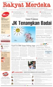 Rakyat Merdeka Cover 25 May 2019