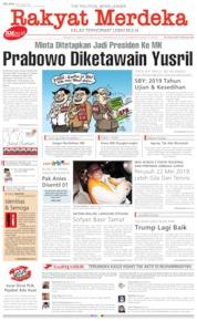 Rakyat Merdeka Cover 28 May 2019