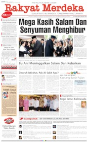 Rakyat Merdeka Cover 03 June 2019