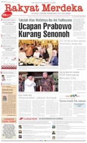 Cover Rakyat Merdeka 04 Juni 2019