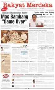 Cover Rakyat Merdeka 21 Juni 2019