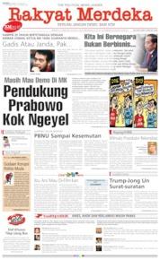 Cover Rakyat Merdeka 24 Juni 2019