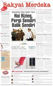 Cover Rakyat Merdeka 10 Juli 2019