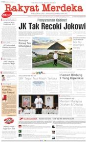 Cover Rakyat Merdeka 11 Juli 2019