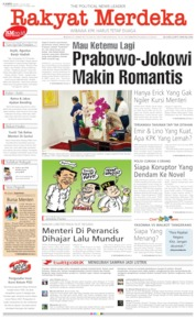 Rakyat Merdeka Cover 18 July 2019