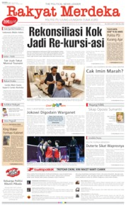 Rakyat Merdeka Cover 22 July 2019