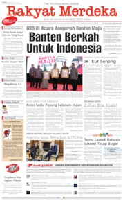 Rakyat Merdeka Cover 24 July 2019