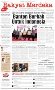 Cover Rakyat Merdeka 24 Juli 2019
