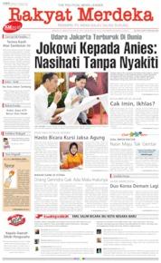 Rakyat Merdeka Cover 02 August 2019