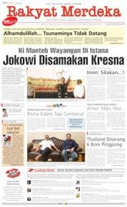 Rakyat Merdeka Cover 03 August 2019