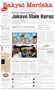 Rakyat Merdeka Cover 07 August 2019