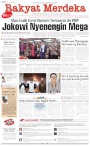 Cover Rakyat Merdeka 09 Agustus 2019