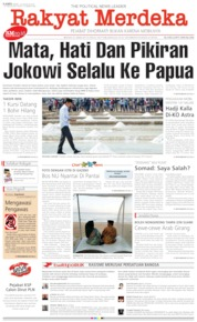Rakyat Merdeka Cover 22 August 2019