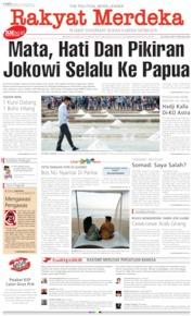 Cover Rakyat Merdeka 22 Agustus 2019