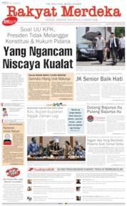 Rakyat Merdeka Cover 05 October 2019