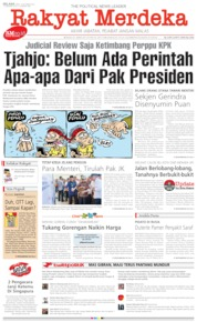 Rakyat Merdeka Cover 08 October 2019