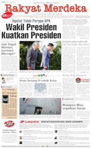 Rakyat Merdeka Cover 09 October 2019