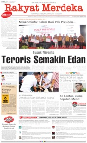 Rakyat Merdeka Cover 11 October 2019