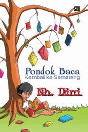 Pondok Baca Kembali ke Semarang by Nh Dini Cover