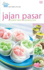 Cover Resep Praktis & Lezat: Jajan Pasar oleh