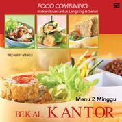 Cover Food Combining Menu Bekal Kantor oleh