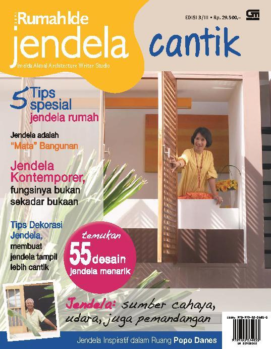 Seri Rumah Ide - Jendela Cantik by Imelda Akmal Architecture Writer Studio Digital Book