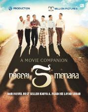 Negeri 5 Menara A Movie Companion by Cover