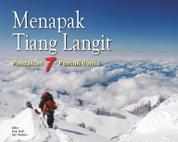 Cover Menapak Tiang Langit - Pendakian 7 Puncak Benua oleh Rudy Badil