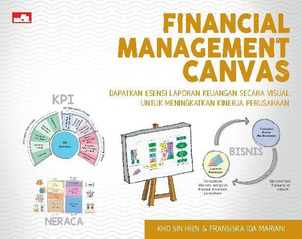 Buku Digital Financial Management Canvas oleh Kho Sin Hien & Fransiska Ida Mariani