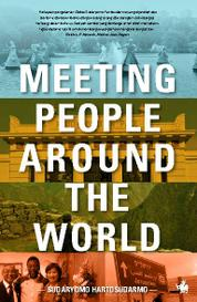 Cover Meeting People Around the World oleh Sudaryomo Hartosudarmo