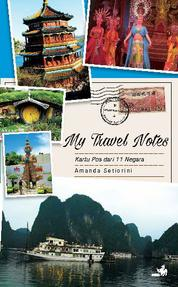 My Travel Notes - Kartu Pos dari 11 Negara by Cover