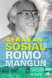 Cover Gerakan Sosial Romo Mangun: Forum Mangunwijaya XII oleh St Sularto
