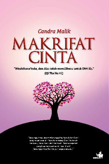 Buku Digital Makrifat Cinta oleh Candra Malik