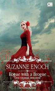 Cover Historical Romance: Cinta Terlarang Lord Arran (Rogue with a Brogue) oleh Suzanne Enoch