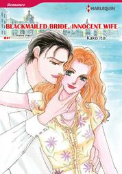 Cover BLACKMAILED BRIDE, INNOCENT WIFE oleh Annie West