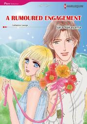 Cover A RUMOURED ENGAGEMENT oleh