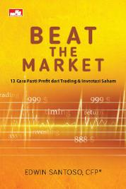 Cover Beat The Market oleh Edwin Santoso, S.E., CFP