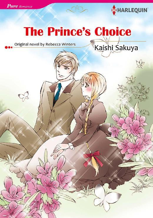 Buku Digital THE PRINCE'S CHOICE oleh Rebecca Winters